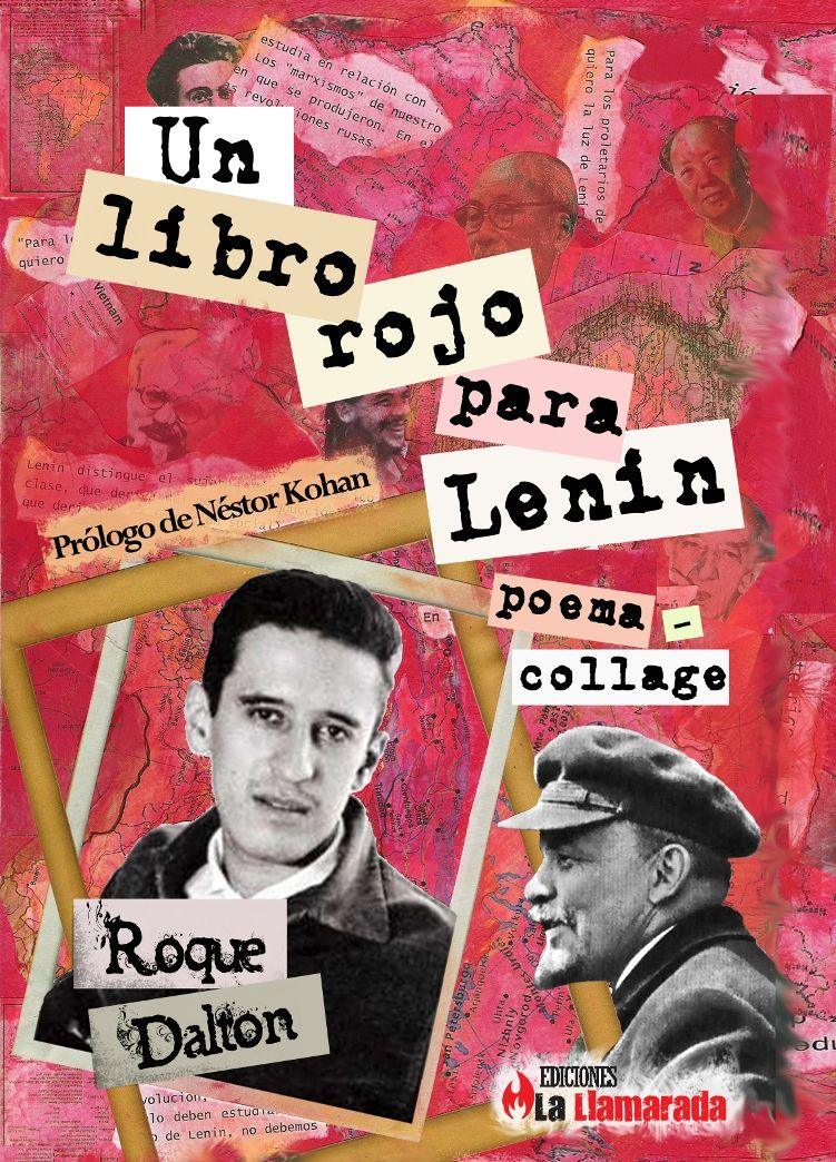 """Selections from Roque Dalton's """"A Red Book for Lenin"""""""