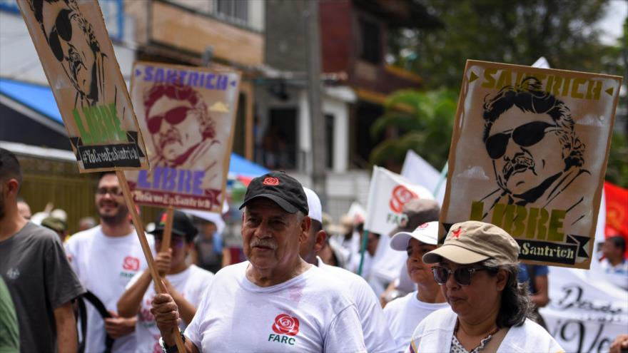 The Persecution of Jesus Santrich and the Impasse of the FARC