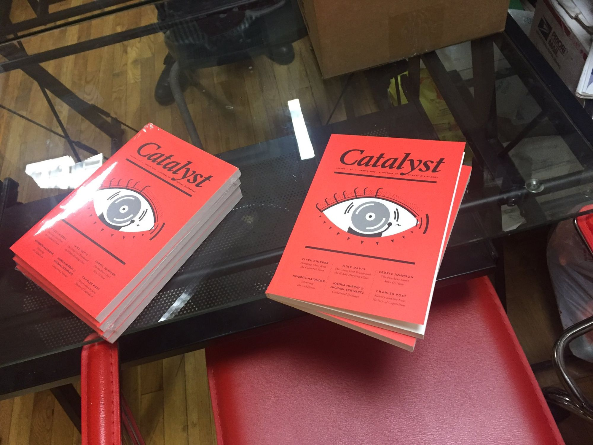 A Coup at Catalyst? The Perils and Potential of Left Publishing