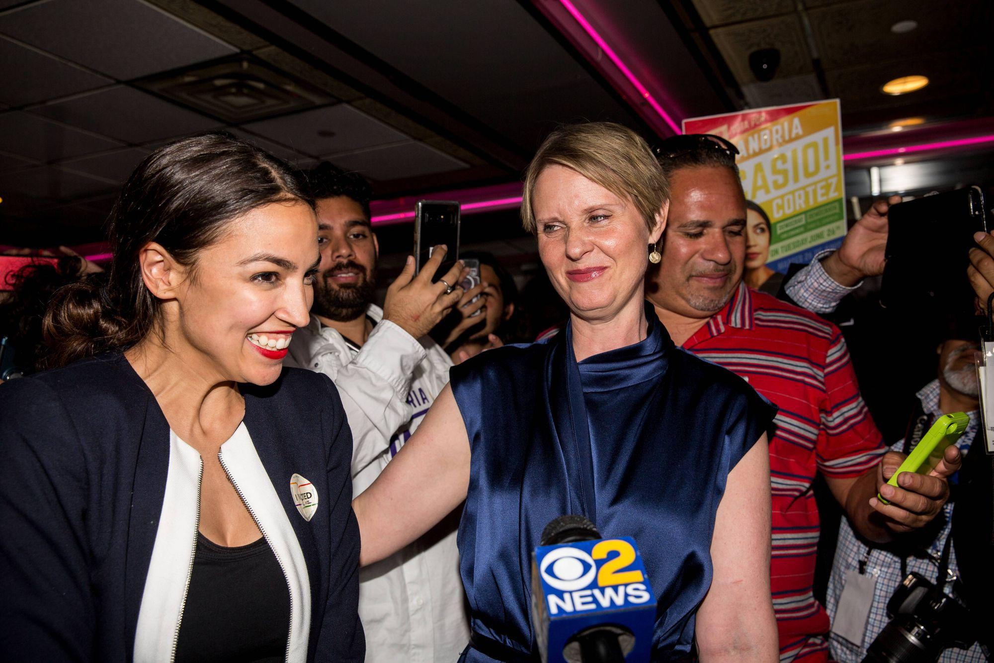 Ocasio-Cortez will Renovate the Democrats, Not the Left