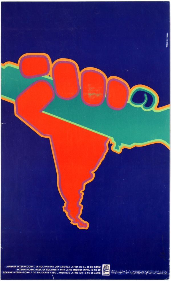 the militant song movement in latin america chile uruguay and argentina