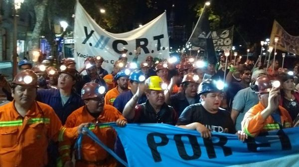 Argentinian Miners Win by Allying with Students, Workers and Abortion Rights Activists