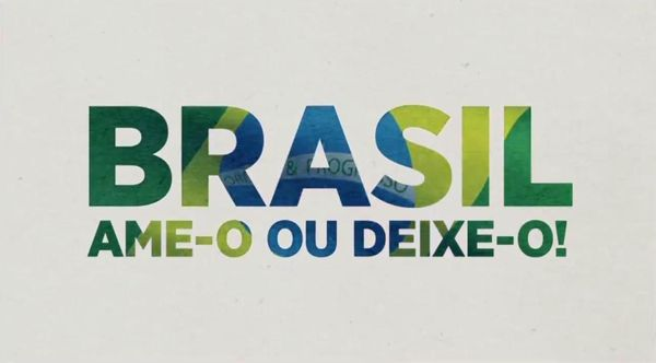 Major Brazilian Television Channel Relaunches Dictatorship Slogan
